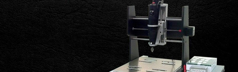 Bigfoot Desktop CNC Machine