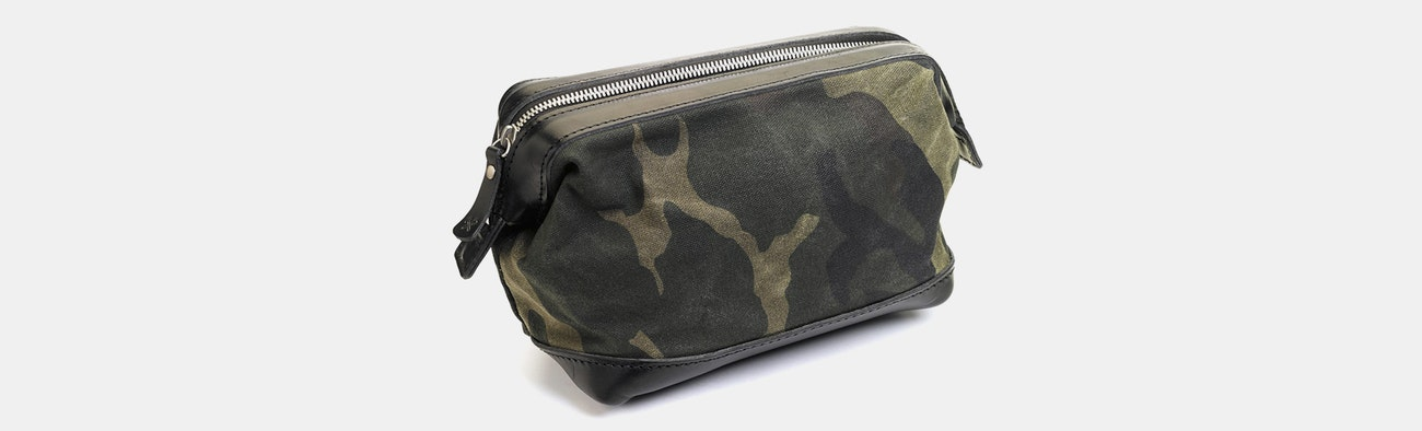 4e2e6e3d330c Billykirk No. 477 Carryall Dopp Kit