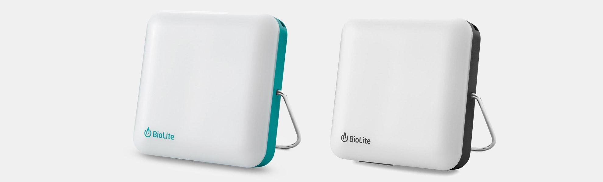 BioLite SunLight Solar Lantern (2-Pack)