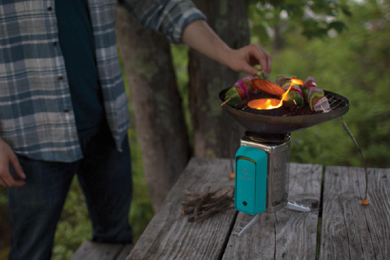 BioLite Wood-Burning CookStove Bundle