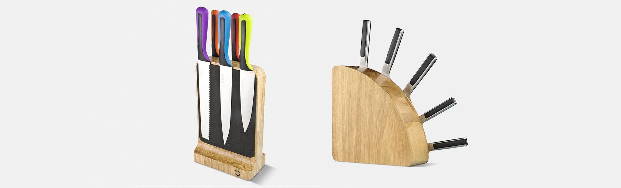 Bisbell Magnabloc Soft Touch Knife Blocks
