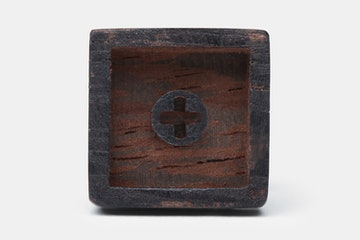 BKD Mt. Fuji Wood & Resin Artisan Keycap