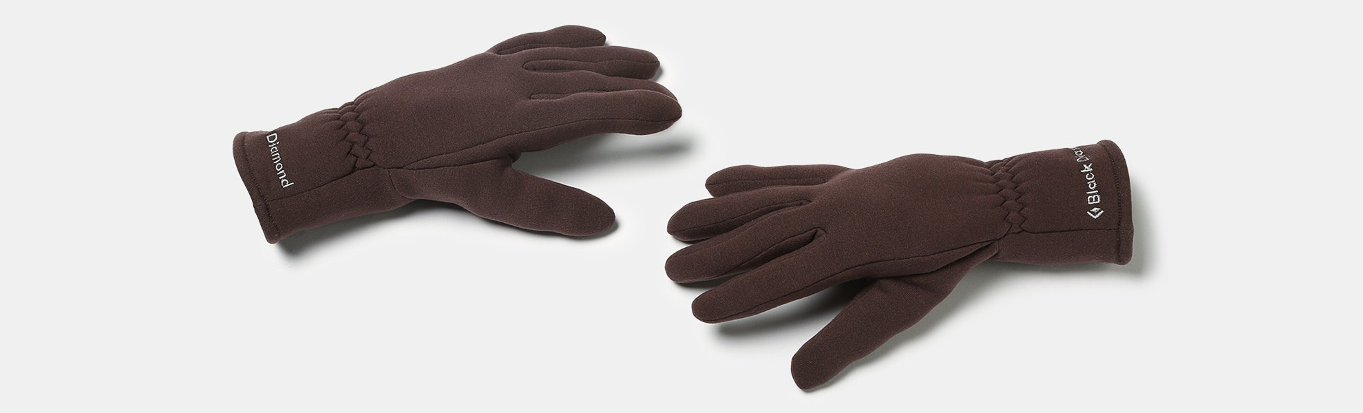 Black Diamond Fleece Gloves – Massdrop Exclusive