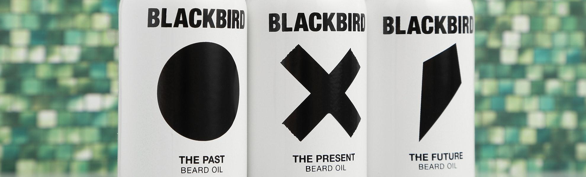 Blackbird Beard Oil