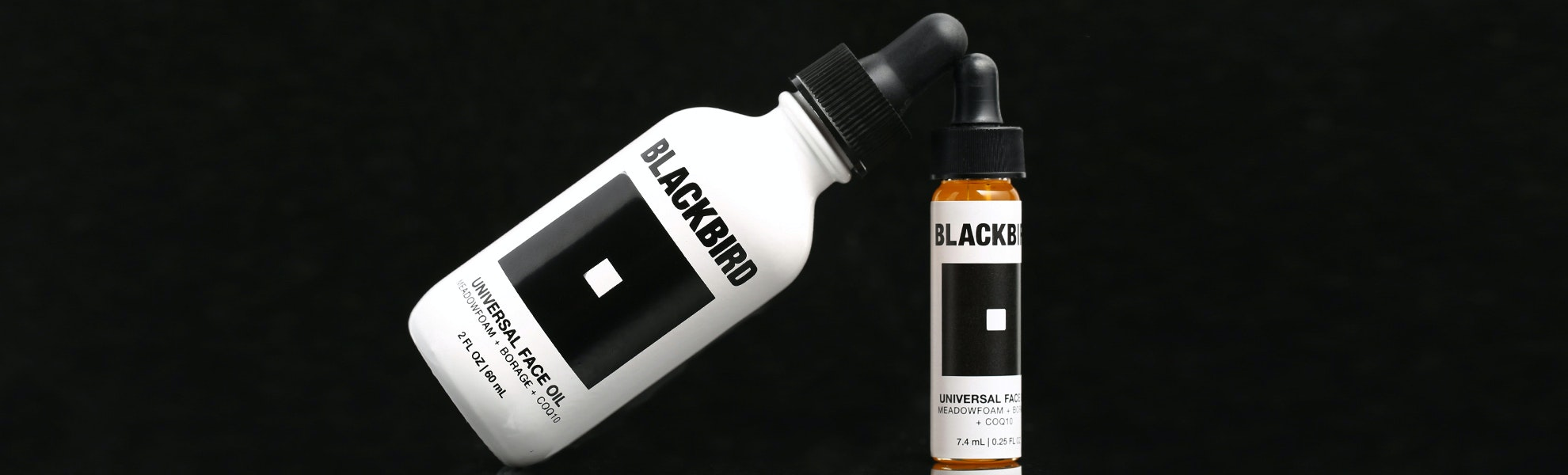 Blackbird Universal Face Oil