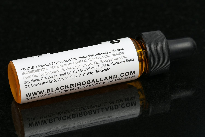 Blackbird Universal Face Oil