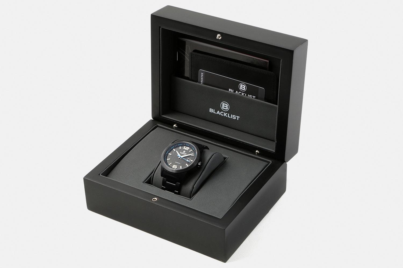 Blacklist Streetmatic Automatic Watch