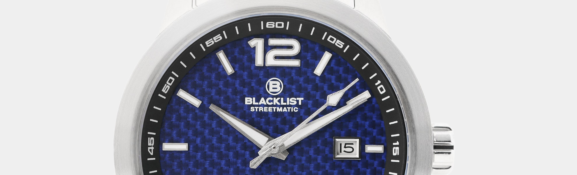 Blacklist Streetmatic Automatic Watch