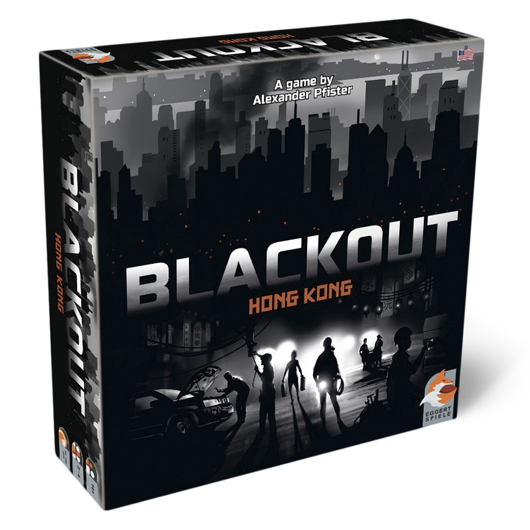Blackout: Hong Kong Board Game