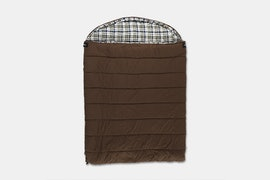 Grizzly 2 Person – 0 Degree – Canvas –Brown (+ $40)