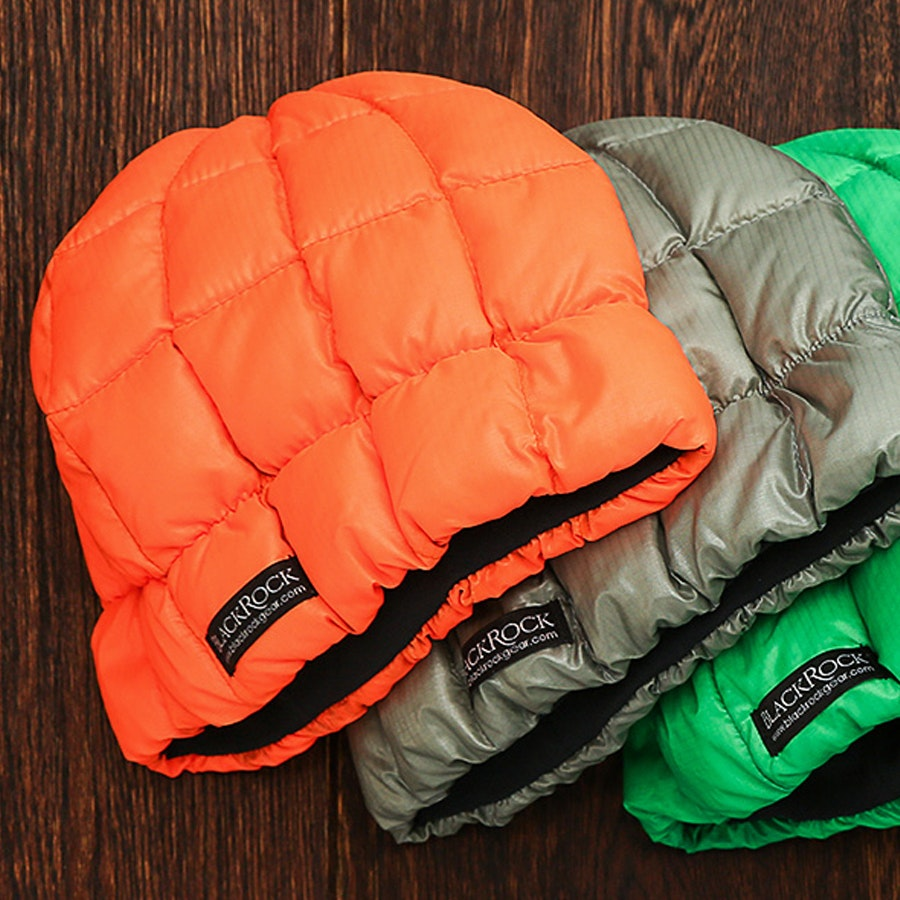 BlackRock Gear Northern Lights 950fp Down Hats