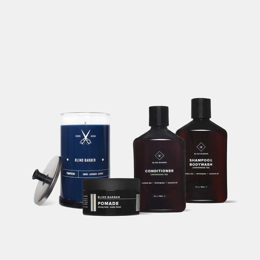 Blind Barber Date Night Gift Set