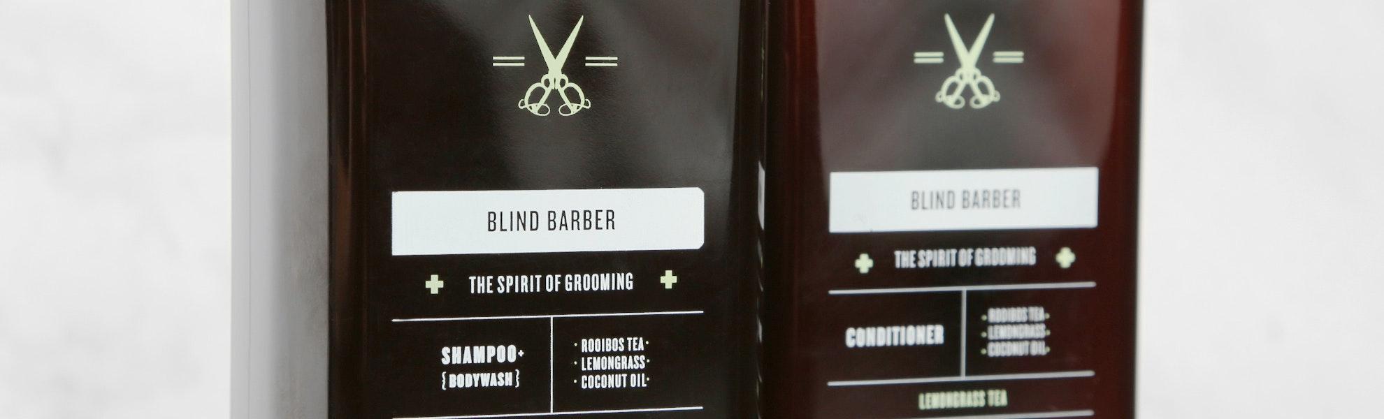 Blind Barber Hair & Body Bundle