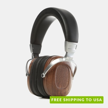 BLON BossHifi B8 Wooden Headphones