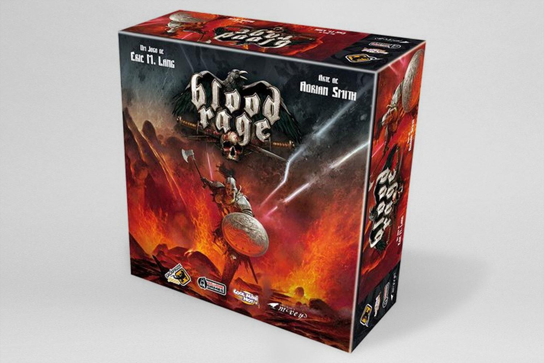 Blood Rage: Base Game