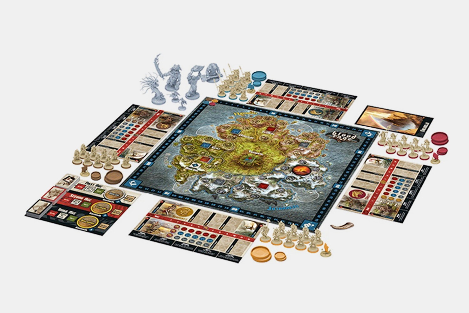 Blood Rage: Base Game