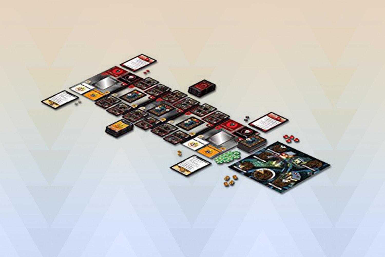 Bloodsuckers Board Game