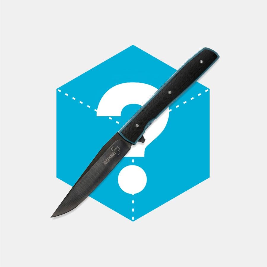 Blue Box: Boker Plus Urban Trapper | Price & Reviews | Massdrop