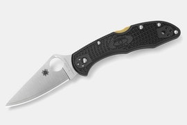 Massdrop x Spyderco Delica Super Gold Steel