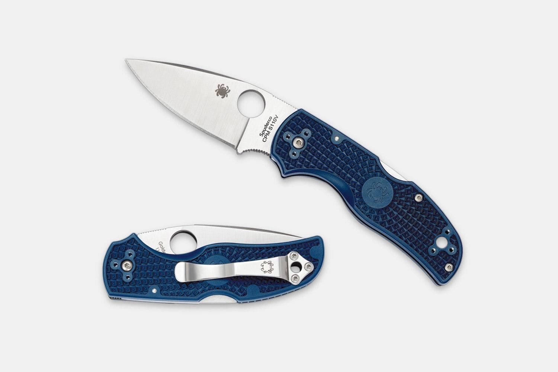 Blue FRN + S110V blade
