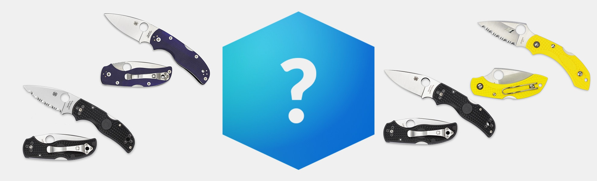 Massdrop Blue Box: Spyderco Native 5