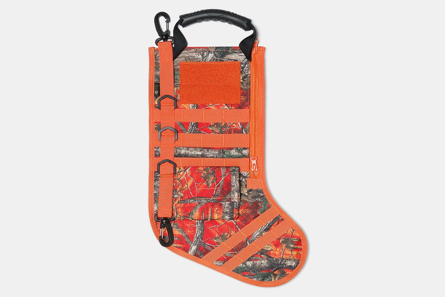 Tactical – Blaze Orange Camo