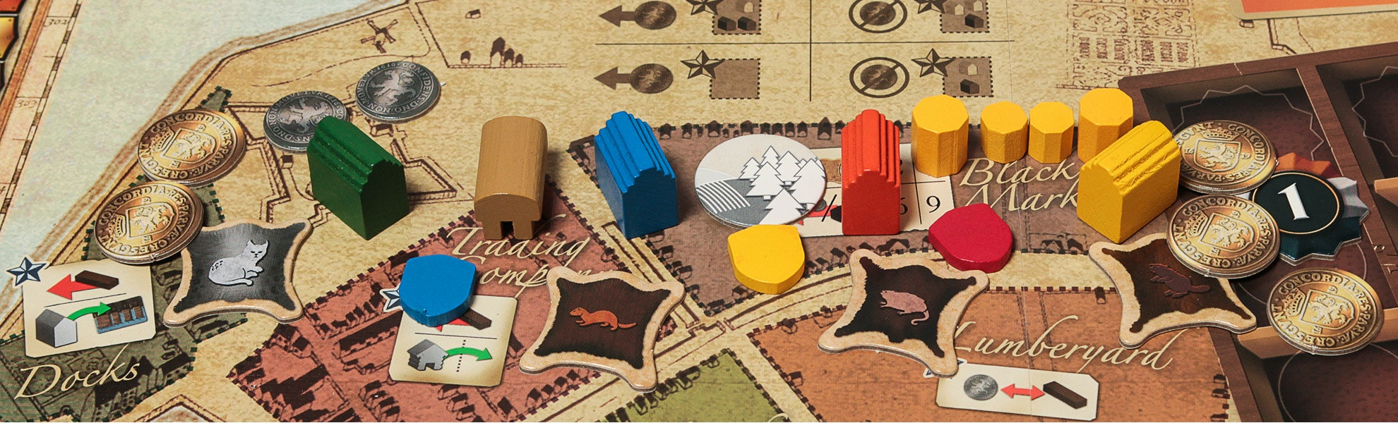 Board Games for History Buffs