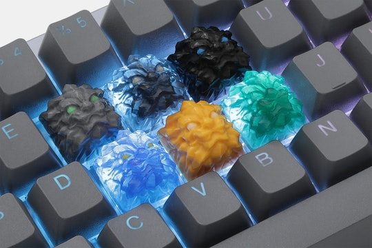 B.O.B. Handcraft Lion Artisan Keycap