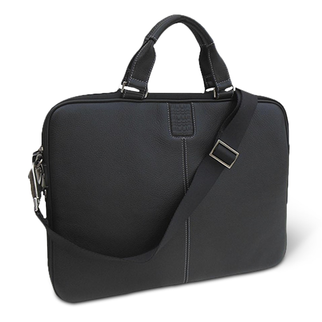 Boconi Tyler Leather Brief Collection