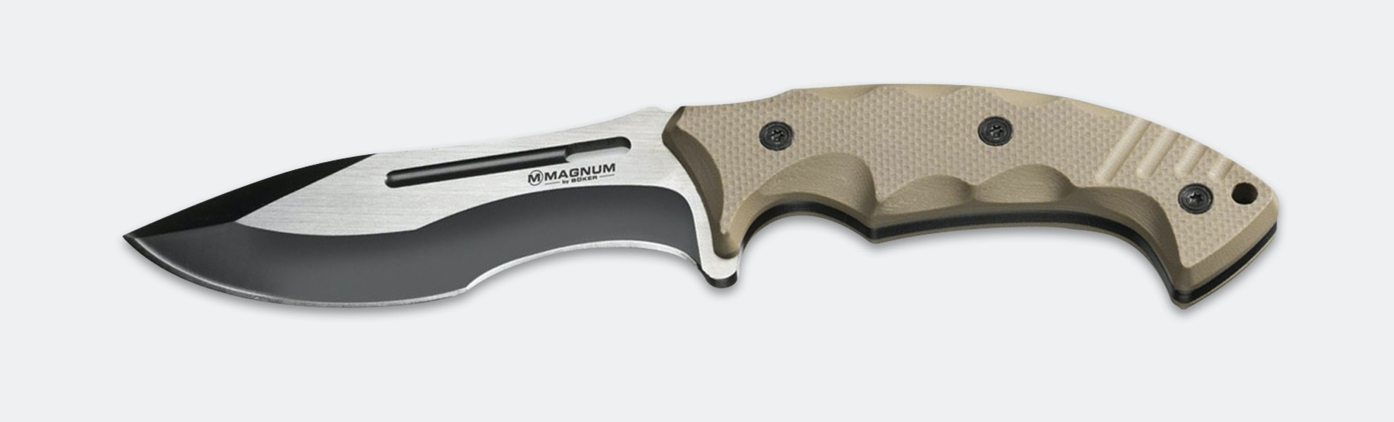 Boker Magnum Joint Adventure Fixed Blade Knife
