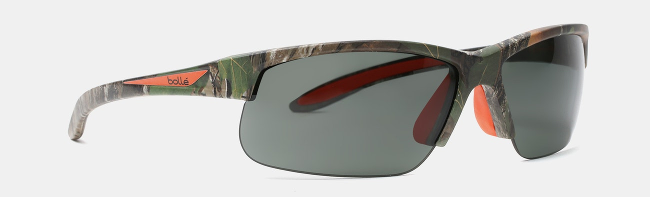 0a2acba1af Bolle Breaker RealTree Sport Polarized Sunglasses