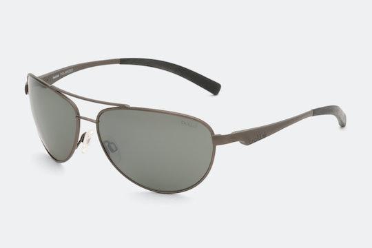 Matte Gunmetal Frame w/Grey Green TNS lenses 61-13-126 mm