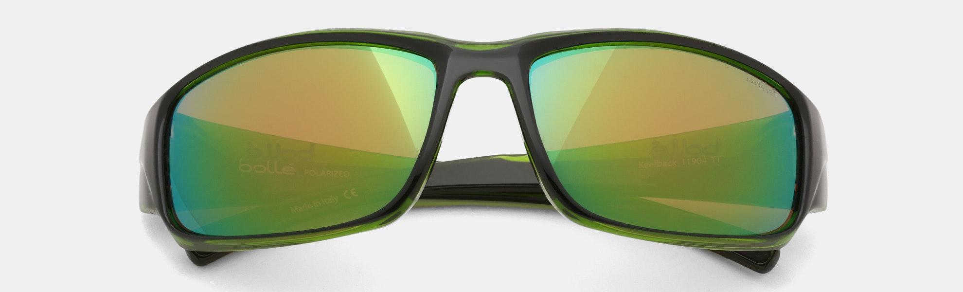 Bolle Keelback Polarized Sunglasses