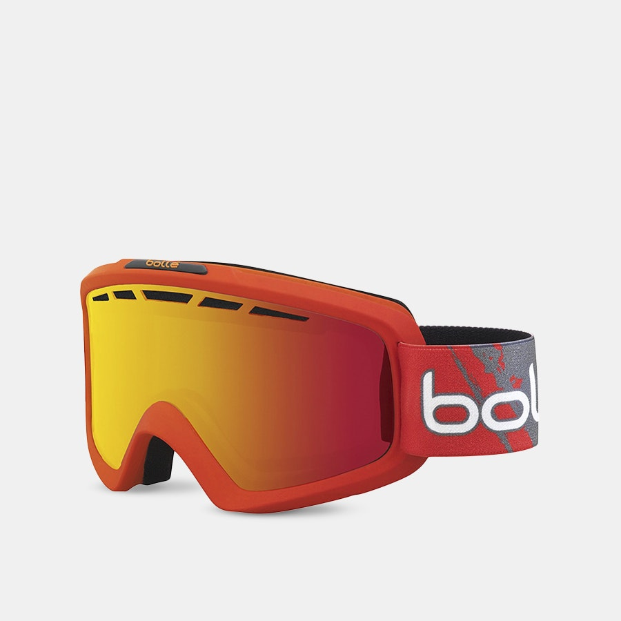 Bolle Nova II Men's Double Lens Snow Goggles