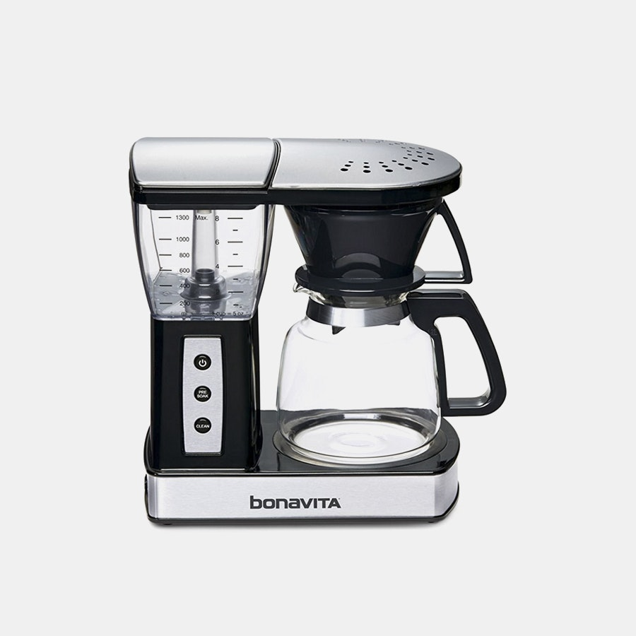 Bonavita 8-Cup Glass Carafe Coffee Brewer