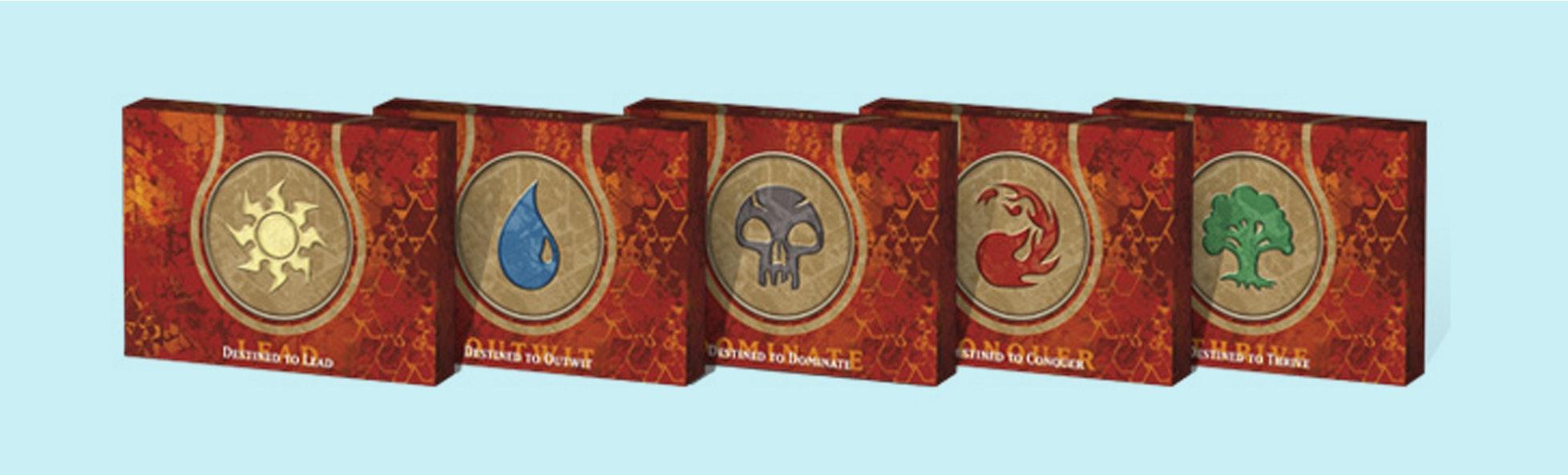 Born of the Gods Prerelease Kit 5-Pack