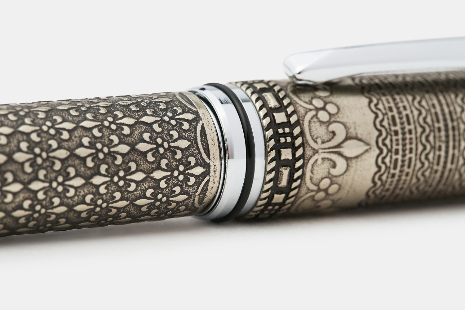 Bortoletti The Crown Fountain Pen