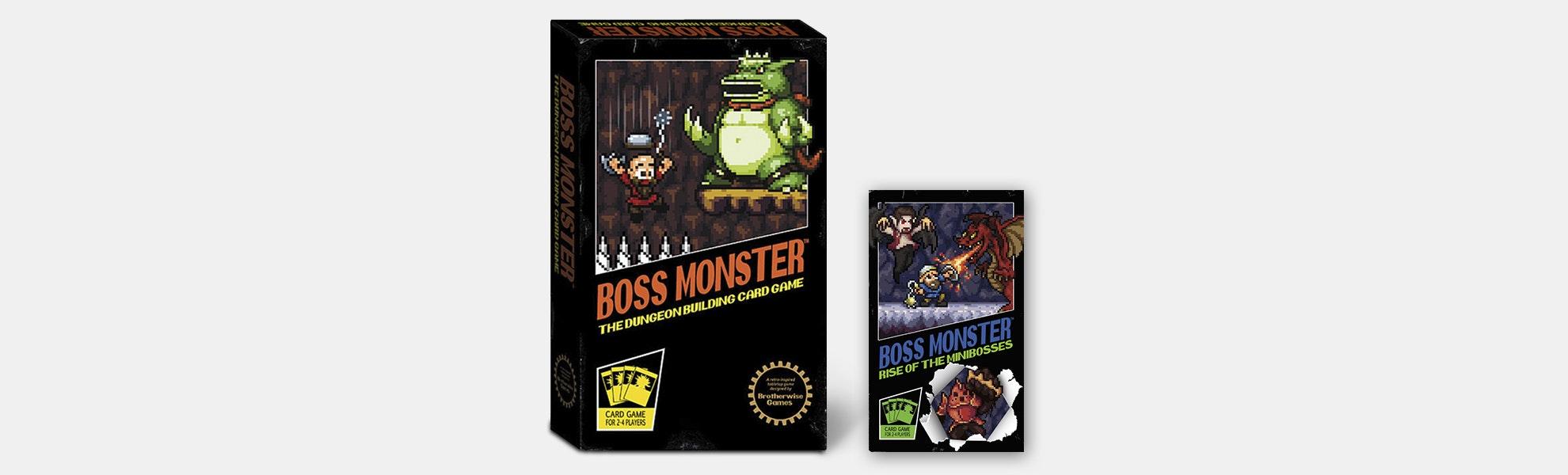 Boss Monster Bundle 2