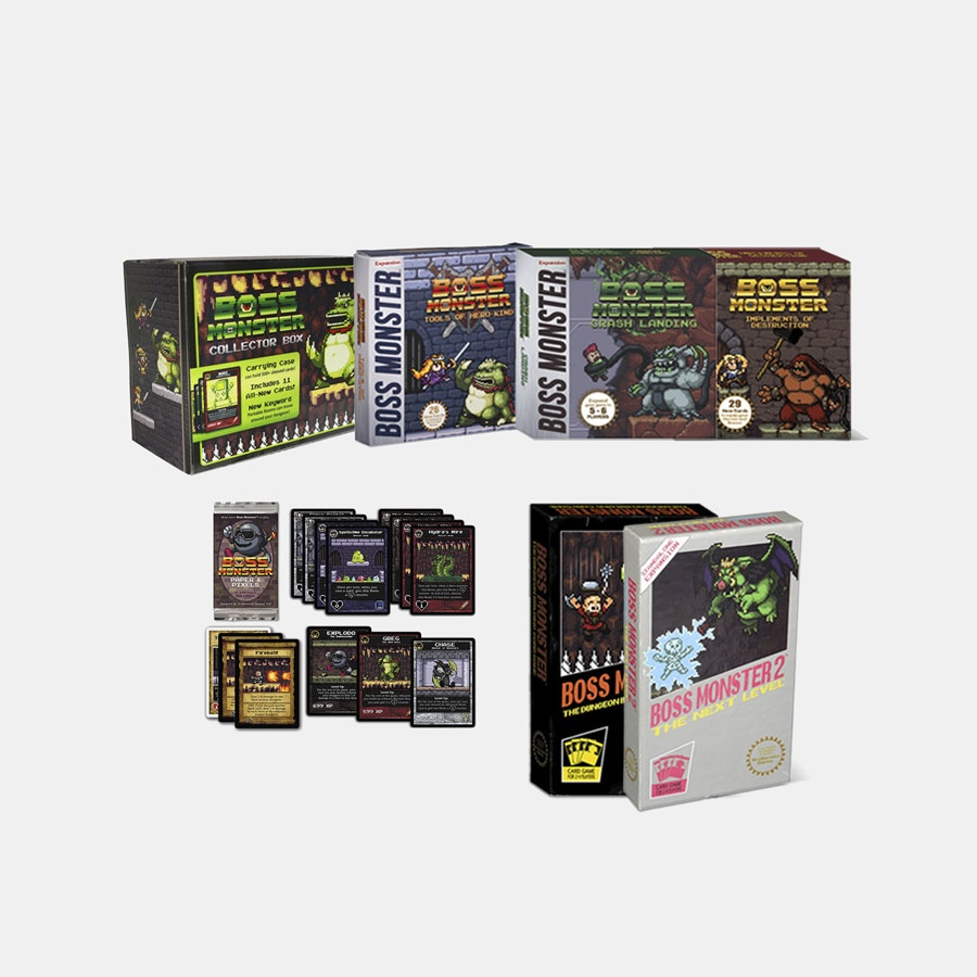 Boss Monster Bundle 2