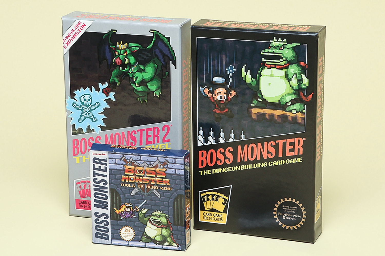 Boss Monster Bundle