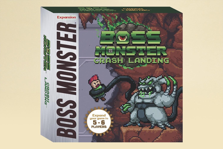 Boss Monster Crash Landing + Papers & Pixels Bundle
