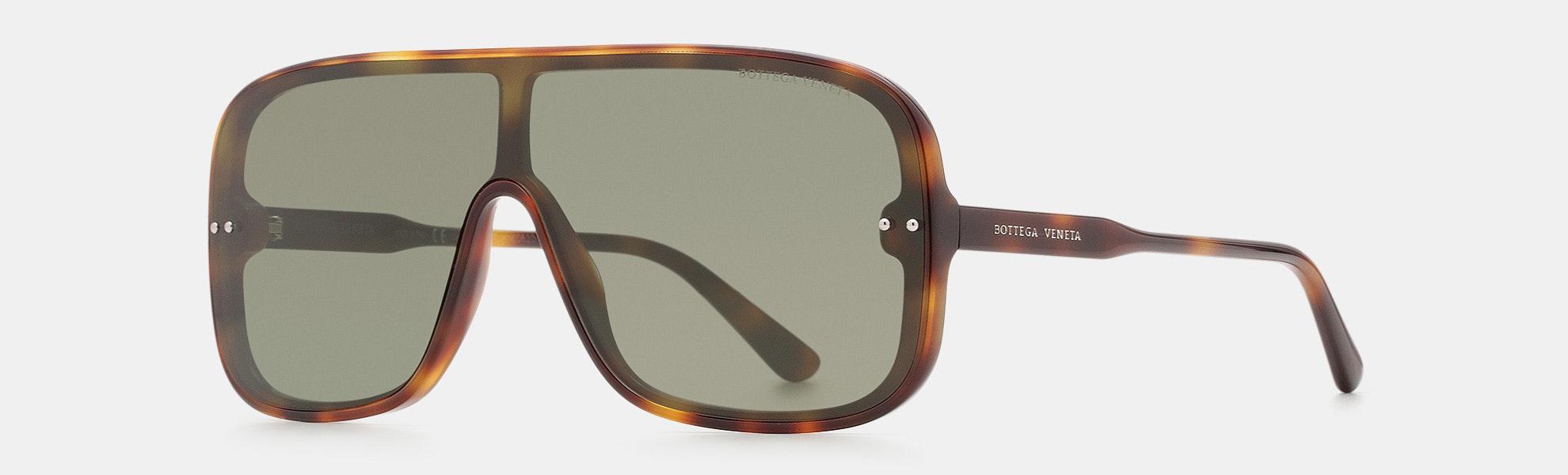 Bottega Veneta BV0167S Havana Sunglasses