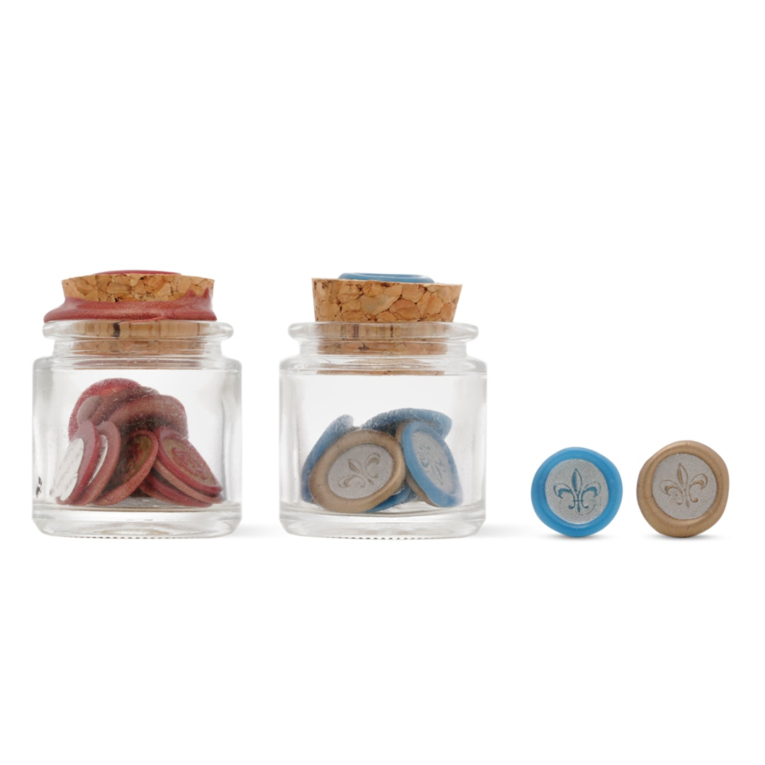Bottled Wax Seals (2-Pack)