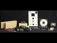 Bottlehead Crack OTL Headphone Amplifier Kit