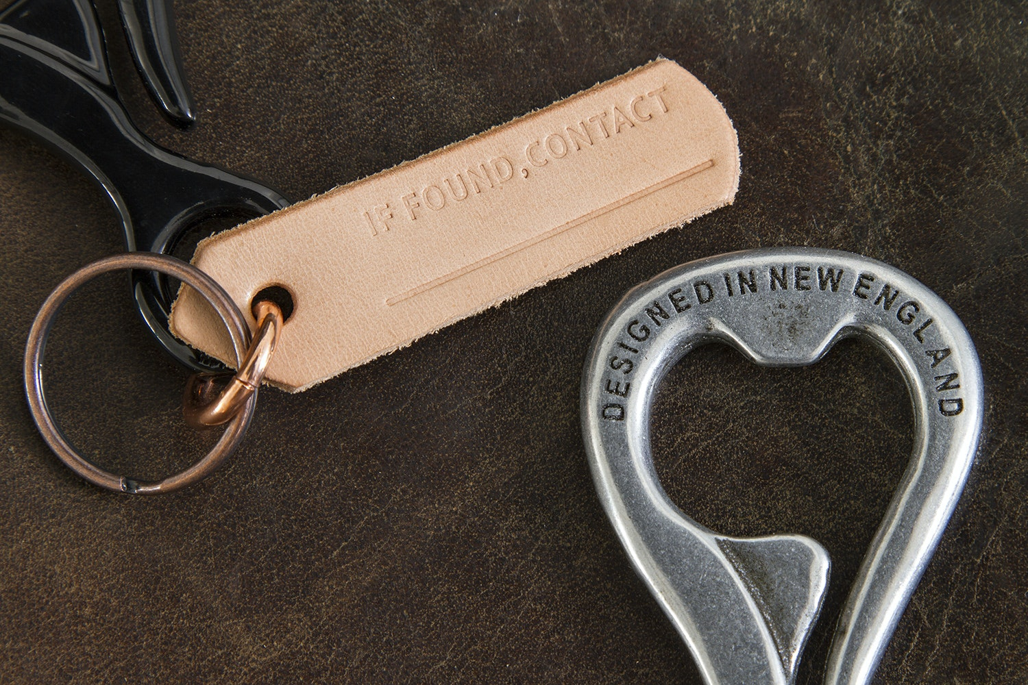 Corter Leather Bottlehook