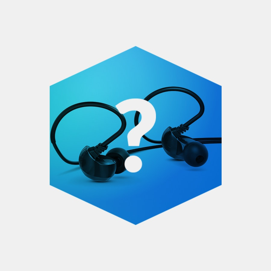 Massdrop Blue Box: Brainwavz IEMs