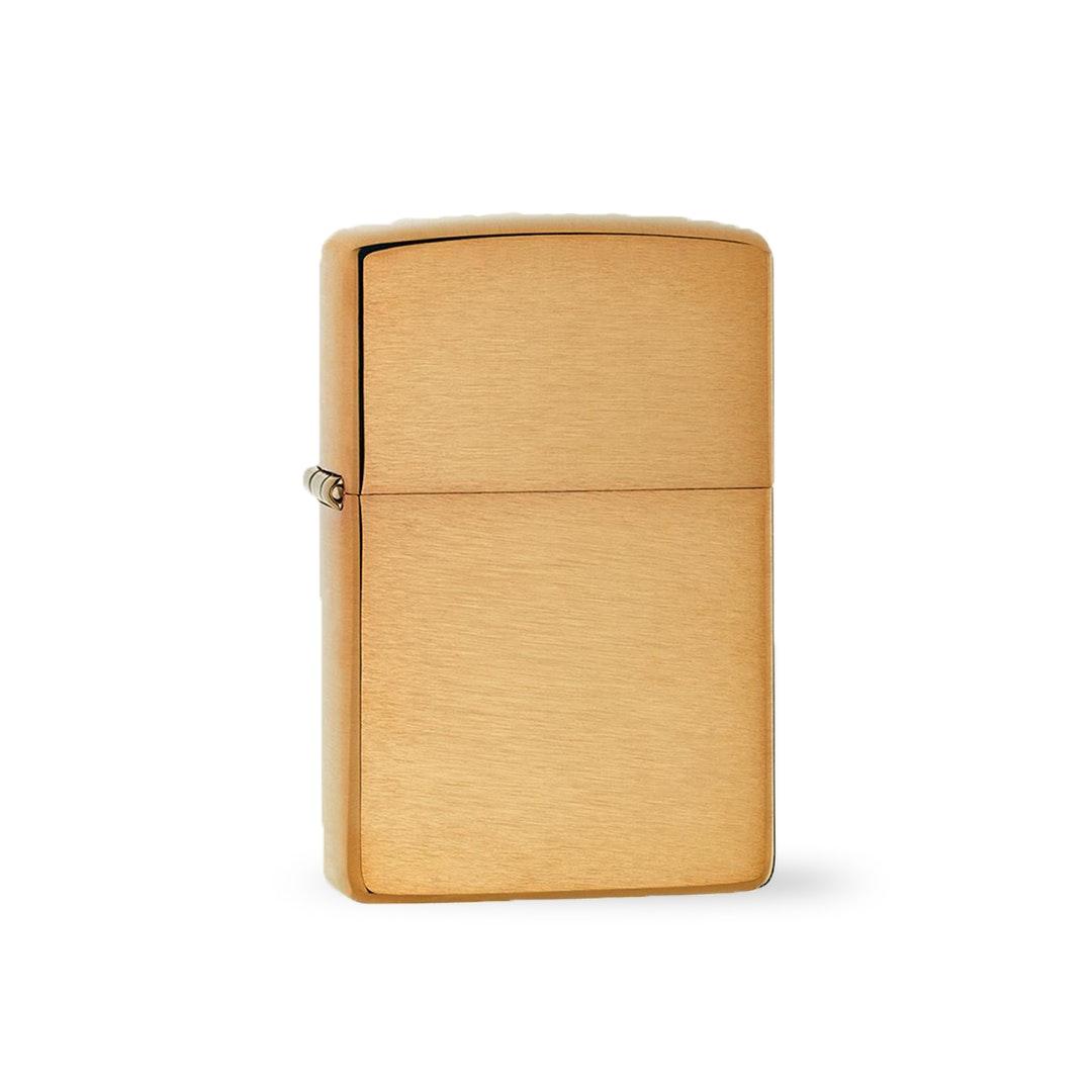 Zippo Lighters: Brass
