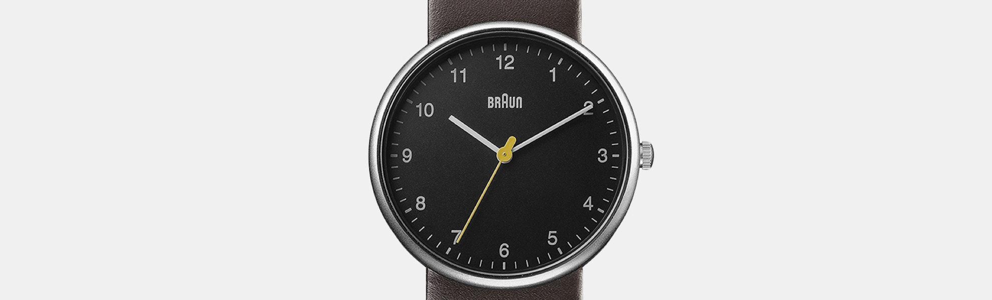 Braun BN0231 Quartz Watch