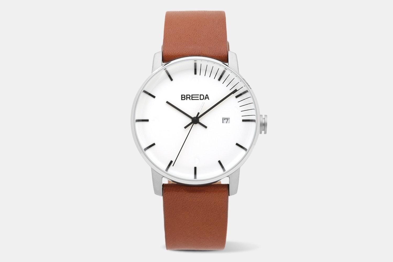 9000A Silver/Brown