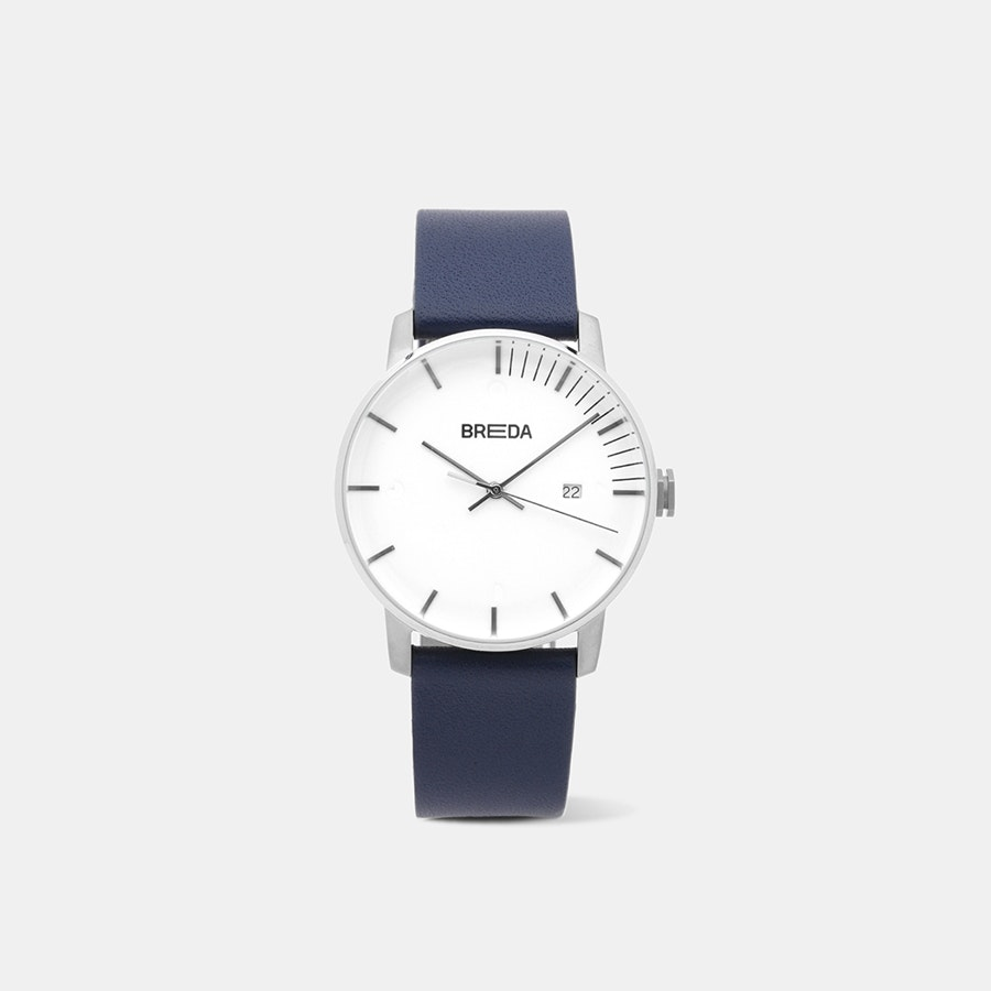 Breda Phase Quartz Watch